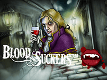 Автоматы Вулкан Blood Suckers