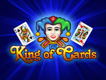 King of Cards в Казино Вулкан