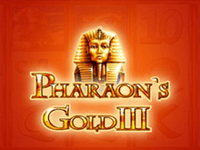 Слоты 777 Pharaohs Gold III