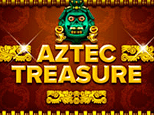 Онлайн Aztec Treasure в казино Вулкан
