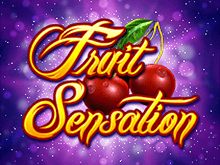 Автомат Fruit Sensation в Вулкан