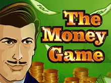 Автомат The Money Game в казино Вулкан